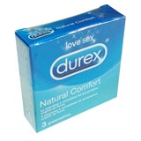natural comfort condoms 3units