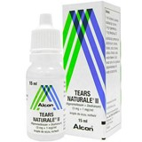 Tears Naturale Tears naturale gotas lubrificantes oculares para olho seco 15ml