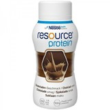 protein food supplement flavor chocolate 4x200ml
