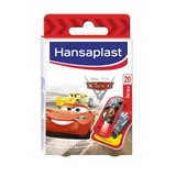 junior cars plasters 2 sizes 20units