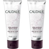 Caudalie Hand and nail cream 2x75ml