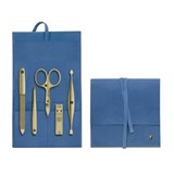 twinox gold edition manicure set with 5 pieces