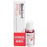 Bexident Anti-caries pasta dentífrica 125ml + colutório 100ml