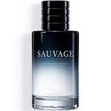sauvage bálsamo pós-barbear 100ml