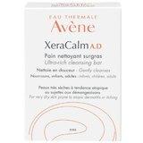 Avene Xeracalm a.d. sabonete de limpeza nutritivo pele atópica 100g