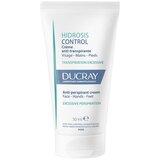 Ducray Hidrosis  creme anti-transpirante para mãos e pés 40ml