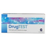drugtest 6 drug quick test 1 unit