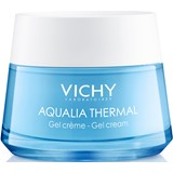 Vichy Aqualia thermal gel creme hidratante peles normais a mistas 50ml