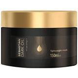 dark oil máscara leve 150ml