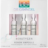 beautygen renew ampolas rejuvenescedoras 3x3ml