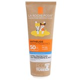 anthelios dermo-pediatrico spf50 gel 250ml + lipikar leite 75ml