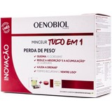 oenobiol minuceur all in one for weight loss 60pills+30sachets
