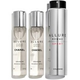 Chanel Allure homme sport cologne 3x20ml