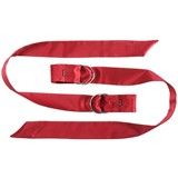 boa pleasure ties in red