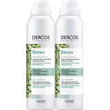 detox shampoo seco para cabelo com tendência a oleoso 2x150ml