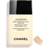 les beiges sheer healthy glow spf30 light 30ml