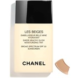 Chanel Les beiges hidratante embelezador spf30 cor light deep 30ml