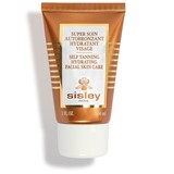 super soin self tanning hydrating facial skin care 60ml