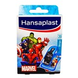 junior marvel plasters 2 sizes 20units