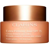 extra-firming day cream anti-wrinkle and firming spf15, all skin types 50ml