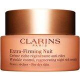 Extra-firming creme noite antirrugas e firmeza, pele seca 50ml