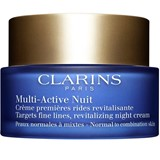 multi-active night youth recovery cream for normal to combination skins 50ml