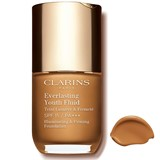 Clarins Everlasting youth fluid base fluida anti-idade 116,5 - coffee 30ml