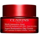 Clarins Multi-intensive  haute exigence creme dia peles secas 50ml