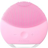 Foreo Luna mini 2 compact facial cleansing device all skin type pearl pink
