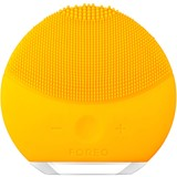 Foreo Luna mini 2 compact facial cleansing device all skin type sunflower yellow