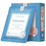ufo h2overdose ultra-moisturizing facial mask for dry skin 6x6g