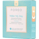 Foreo Ufo make my day facial mask hydrating and anti-pollution 7x6g
