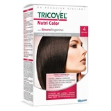 tricovel nutri permanent hair color 40+60+2x12ml | 4 - brown