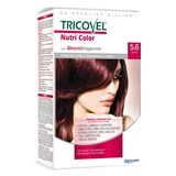 tricovel nutri permanent hair color 40+60+2x12ml | 5.6 - mahogany