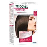 tricovel nutri permanent hair color 40+60+2x12ml | 5 - light brown