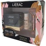 Lierac Premium creme voluptuoso 50ml + leite 30ml + roller