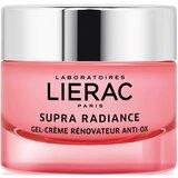 Lierac Supra radiance gel creme renovador anti-oxidante peles normais a mistas 50ml