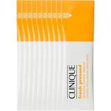 Clinique Fresh pressed cuidado de limpeza em pó com 10% vitamina c 28x0.5g