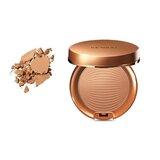Sensai Kanebo Silky bronze sun protective pó compacto sc02 natural 8.5g
