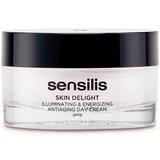 skin delight creme de dia anti-manchas e iluminador spf15 50ml