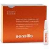 skin delight illuminating & antioxidant ampoules 15x1.5ml
