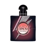 black opium storm illusion eau parfum edição limitada para mulher 50ml