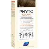 phytocolor permanent hair dye 7 blonde