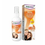 paranix repel spray repellent for lice outbreaks 100ml (expiring 11/20)