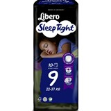 pants sleep tight 22-37kg, 10 units
