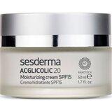 Acglicolic 20 moisturizing cream spf15 50ml