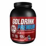 gold drink premium isotonic wild fruits 750g (expiring 12/2020)