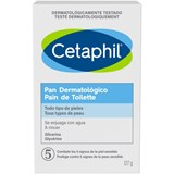 Cetaphil Sabonete de limpeza dermatológico 127g