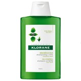 Klorane Shampoo with nettle extract for oily hair 200ml