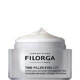 Time-filler eyes creme corretor absoluto de olhos, rugas e olheiras 15ml